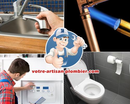 Plombier courbevoie